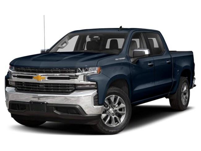 New 2019 Chevrolet Silverado 1500 RST Truck Crew Cab in Demotte
