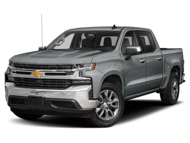 New 2019 Chevrolet Silverado 1500 LT Trail Boss Truck Crew Cab San Benito