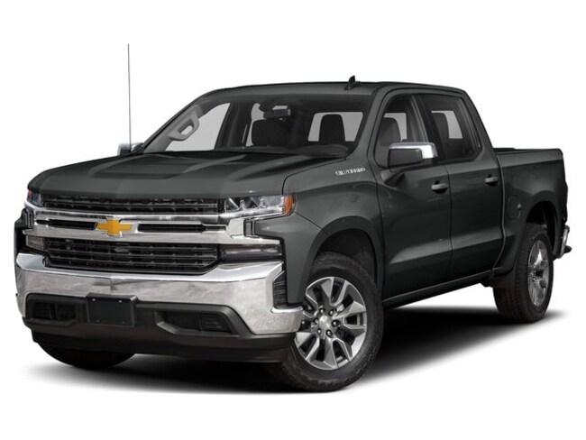 New 2019 Chevrolet Silverado 1500 4WD Crew CAB 147 LT Trai Truck Crew Cab in Peoria IL