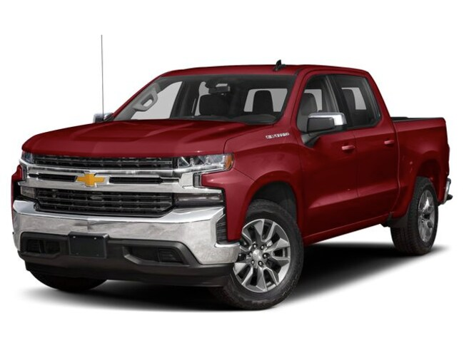 New 2019 Chevrolet Silverado 1500 LT Trail Boss Truck Crew Cab for sale in Cortland, NY