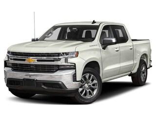 2019 Chevrolet Silverado 1500 LTZ Truck Crew Cab