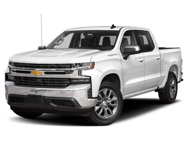 New 2019 Chevrolet Silverado 1500 Custom Truck for sale in Woodstock