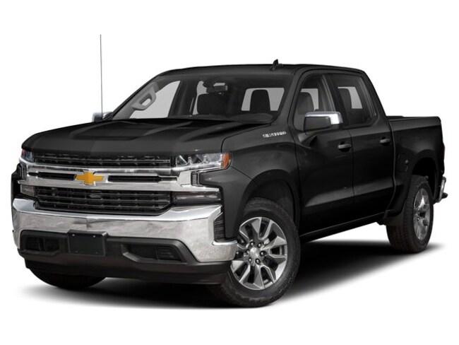 New 2019 Chevrolet Silverado 1500 Silverado Custom Truck Crew Cab for sale in Cortland, NY