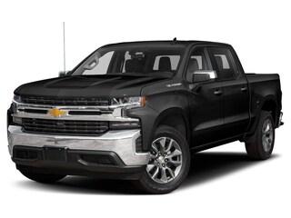 New Chevy cars, trucks, and SUVs 2019 Chevrolet Silverado 1500 Silverado Custom Trail Boss Truck Crew Cab for sale near you in Danvers, MA