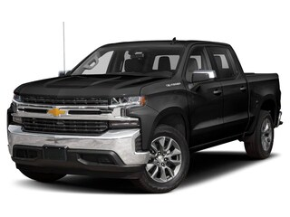 2019 Chevrolet Silverado 1500 2WD Crew CAB 157 Custom Truck Crew Cab