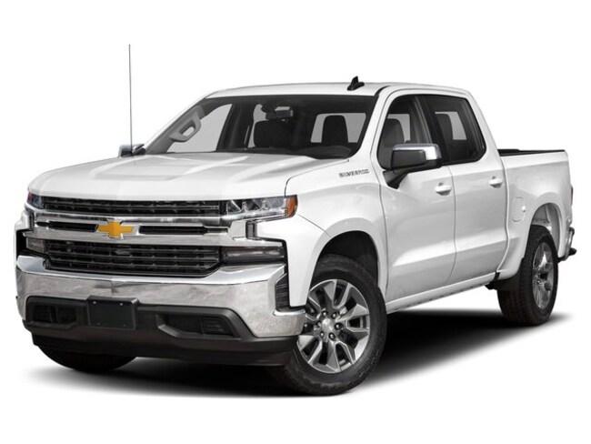 New 2019 Chevrolet Silverado 1500 4WD Crew CAB 157 LT Truck Crew Cab in Peoria IL