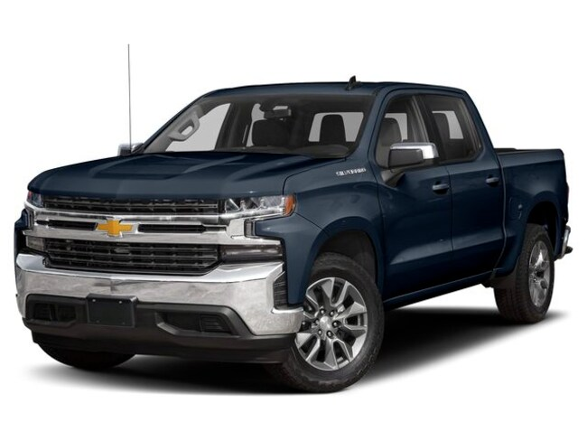 2019 Chevrolet Silverado 1500 High Country 4WD Crew Cab 157 High Country