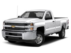 2019 Chevrolet Silverado 2500HD WT Truck Regular Cab