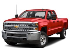 2019 Chevrolet Silverado 2500HD Work Truck Truck Double Cab