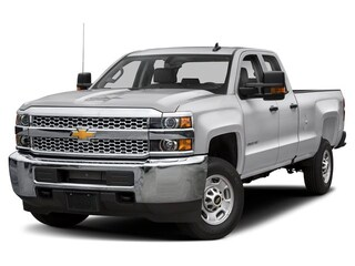 New Chevy cars, trucks, and SUVs 2019 Chevrolet Silverado 2500HD WT Truck Double Cab for sale near you in Danvers, MA