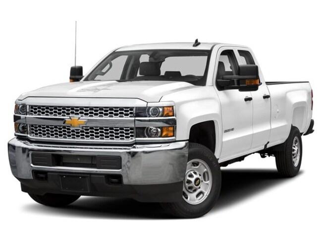 New 2019 Chevrolet Silverado 2500HD LT Truck Double Cab Danvers, MA