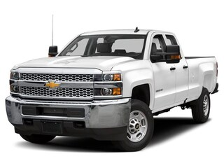 New 2019 Chevrolet Silverado 2500HD WT Truck Double Cab for sale near you in Danvers, MA