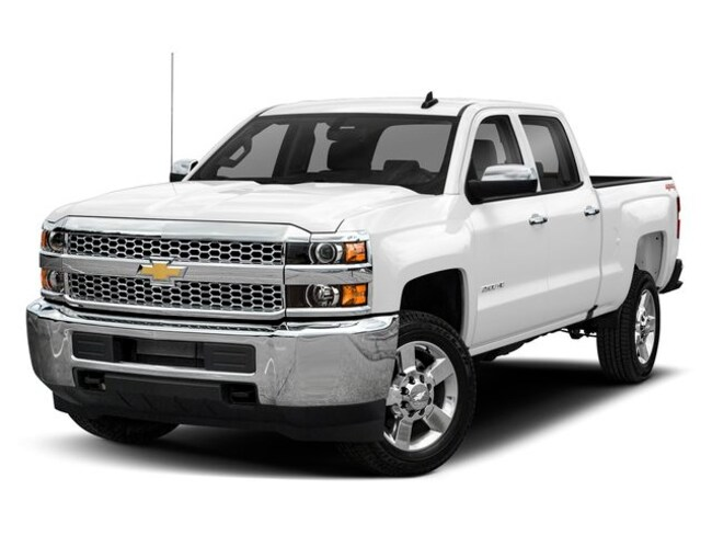 New 2019 Chevrolet Silverado 2500HD LT Truck Crew Cab Danvers, MA