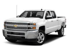 2019 Chevrolet Silverado 2500HD Work Truck 4x4 Work Truck  Crew Cab LB