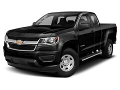 2019 Chevrolet Colorado 2WD Work Truck 4x2 Work Truck  Extended Cab 6 ft. LB