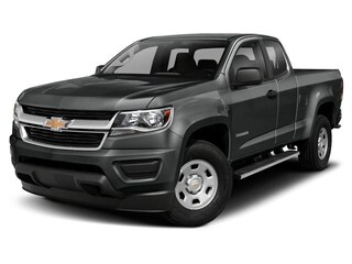 2019 Chevrolet Colorado 2WD Work Truck Truck Extended Cab
