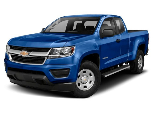 New 2019 Chevrolet Colorado LT Truck Extended Cab For Sale/Lease Fort Collins, CO