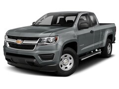 2019 Chevrolet Colorado 4WD Work Truck 4x4 Work Truck  Extended Cab 6 ft. LB