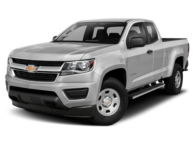 2019 Chevrolet Colorado Work Truck 4x4 Work Truck  Extended Cab 6 ft. LB