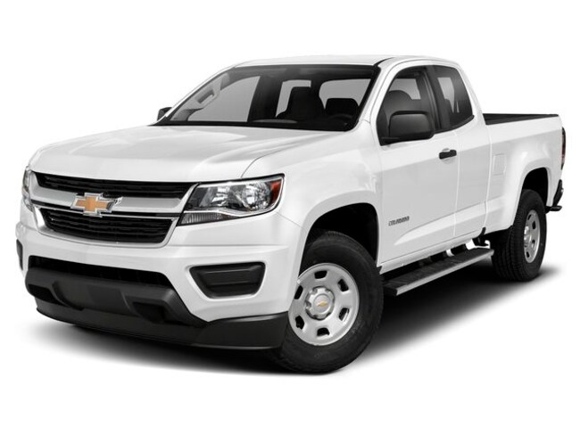 New 2019 Chevrolet Colorado WT Truck Extended Cab in Cottonwood, AZ