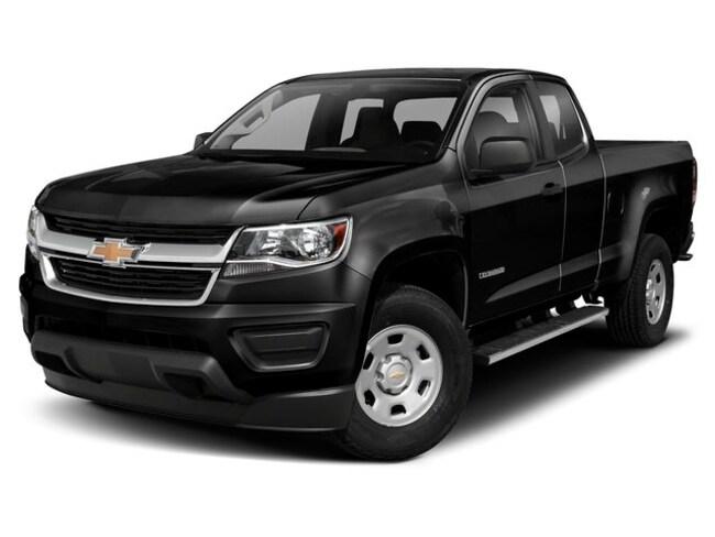 New 2019 Chevrolet Colorado WT Truck Extended Cab Buffalo NY