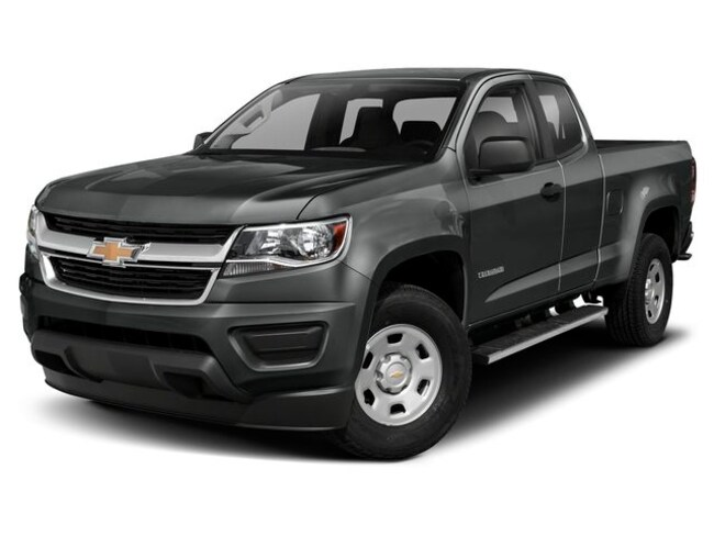 New 2019 Chevrolet Colorado WT Truck Extended Cab for Sale in Corbin KY & Manchester KY