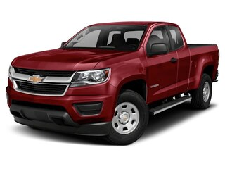 2019 Chevrolet Colorado 4WD LT Extended Cab Pickup