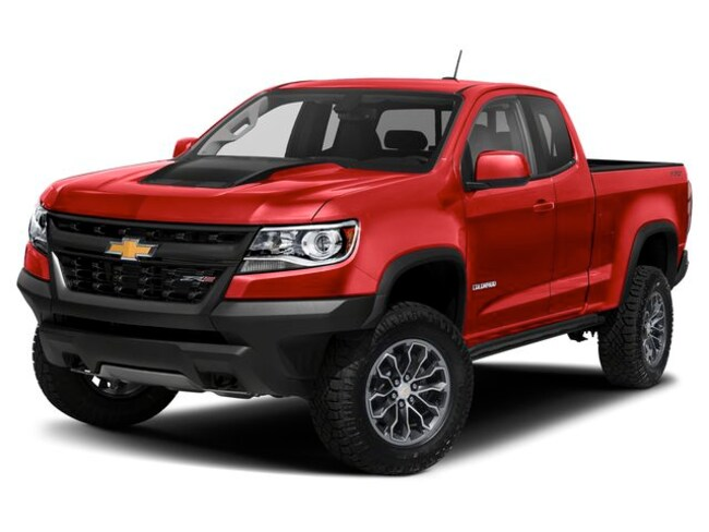 2019 Chevrolet Colorado ZR2 Truck Extended Cab