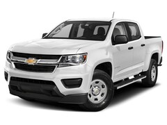 New 2019 Chevrolet Colorado WT Truck Crew Cab for sale in Anniston AL