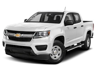 New 2019 Chevrolet Colorado WT Truck Crew Cab Harlingen, TX