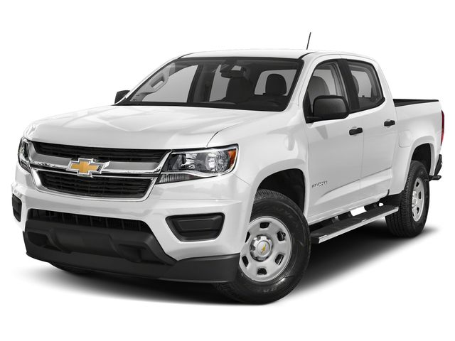 New 2019 Chevrolet Colorado WT Truck Crew Cab Minneapolis