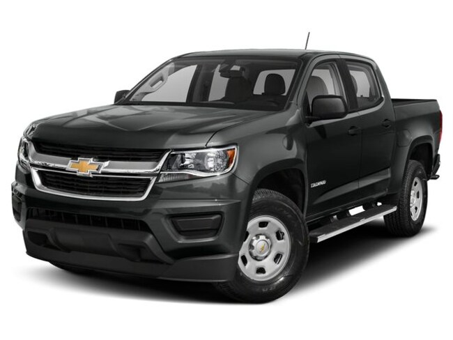 2019 Chevrolet Colorado 4WD Work Truck Truck