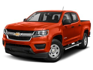 New Chevy cars, trucks, and SUVs 2019 Chevrolet Colorado LT Truck Crew Cab for sale near you in Danvers, MA