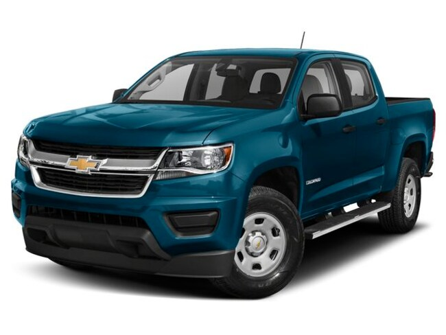 New 2019 Chevrolet Colorado LT Truck Crew Cab 1GCGTCENXK1134331 for sale near Pittsfield MI