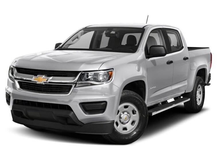 Used 2019 Chevrolet Colorado For Sale In Springfield Il