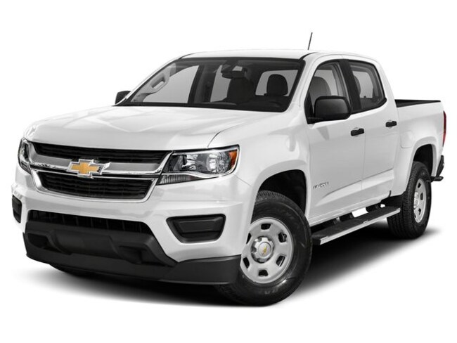 Used 2019 Chevrolet Colorado LT Truck Crew Cab for sale in Monticello, NY