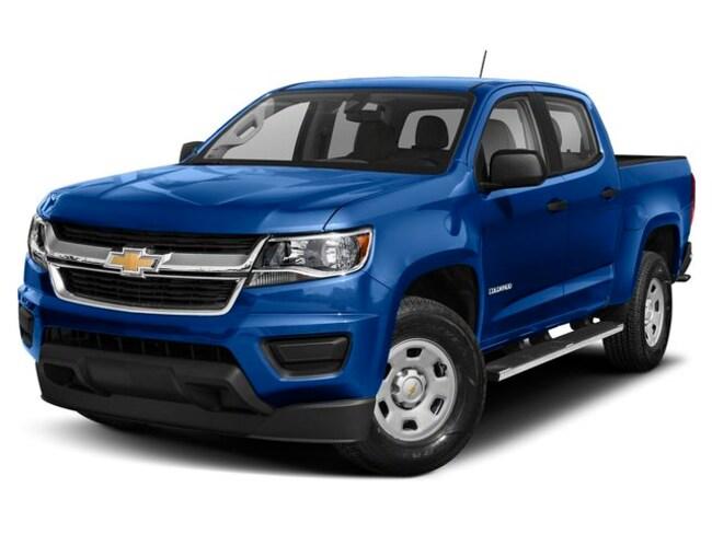 2019 Chevrolet Colorado 4WD LT 4x4 LT  Crew Cab 5 ft. SB