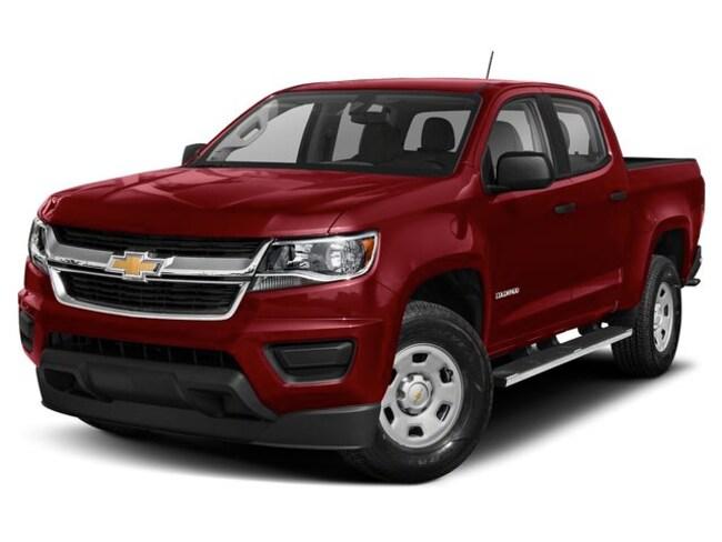 2019 Chevrolet Colorado 4WD LT Crew Cab Pickup