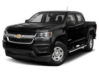 New 2019 Chevrolet Colorado Z71 Truck Crew Cab for sale near Cortland, NY