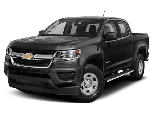 2019 Chevrolet Colorado Z71 Truck Crew Cab