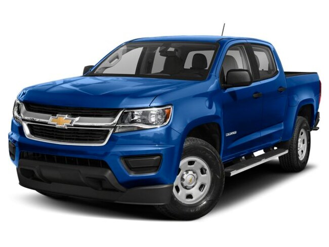 New 2019 Chevrolet Colorado For Sale at Nielsen Automotive Group