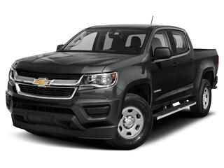 2019 Chevrolet Colorado 4WD Crew CAB 140.5 LT Truck Crew Cab