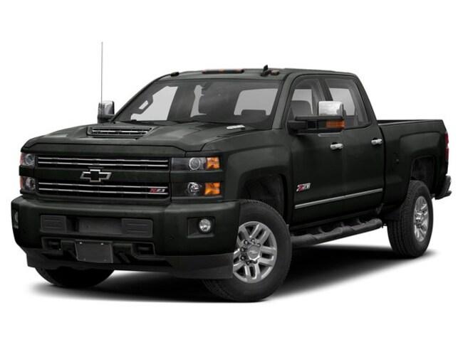 2019 Chevrolet Silverado 3500HD High Country Truck Crew Cab