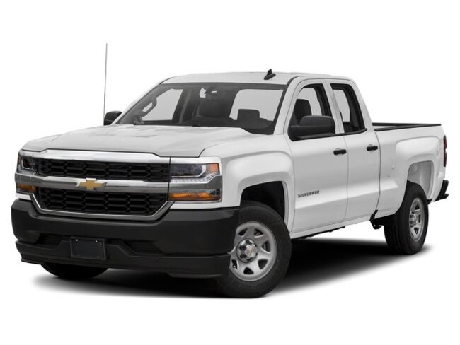 New 2019 Chevrolet Silverado 1500 LD 1500 2WD Truck Double Cab in Vienna,VA