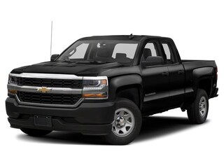 New Chevy cars, trucks, and SUVs 2019 Chevrolet Silverado 1500 LD WT Truck Double Cab for sale near you in Danvers, MA