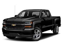 New 2019 Chevrolet Silverado 1500 LD Silverado Custom Truck Double Cab 4WD for sale in New Jersey