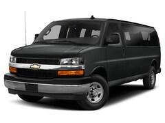 2019 Chevrolet Express 3500 LT Van Passenger Van