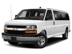 2019 Chevrolet Express 3500 LS Van Extended Passenger Van