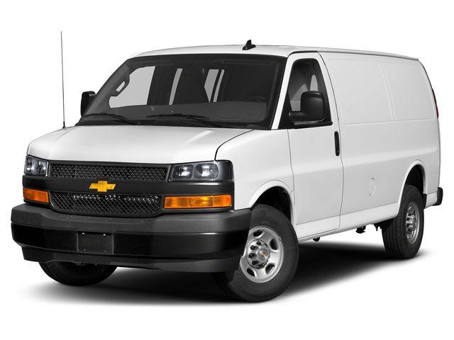 2019 Chevrolet Express 3500 Van Extended Cargo Van