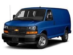 New 2019 Chevrolet Express 3500 Work Van Van Extended Cargo Van for sale in New Jersey